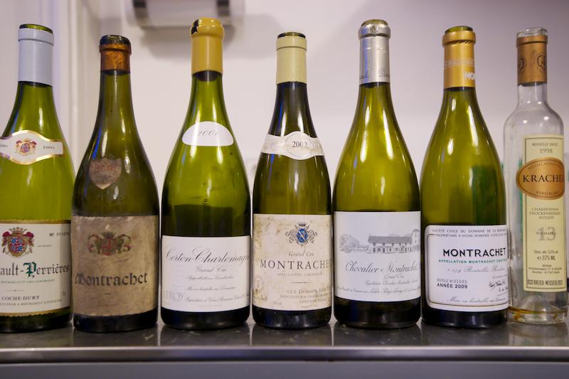 Chardonnay proeverij – de top