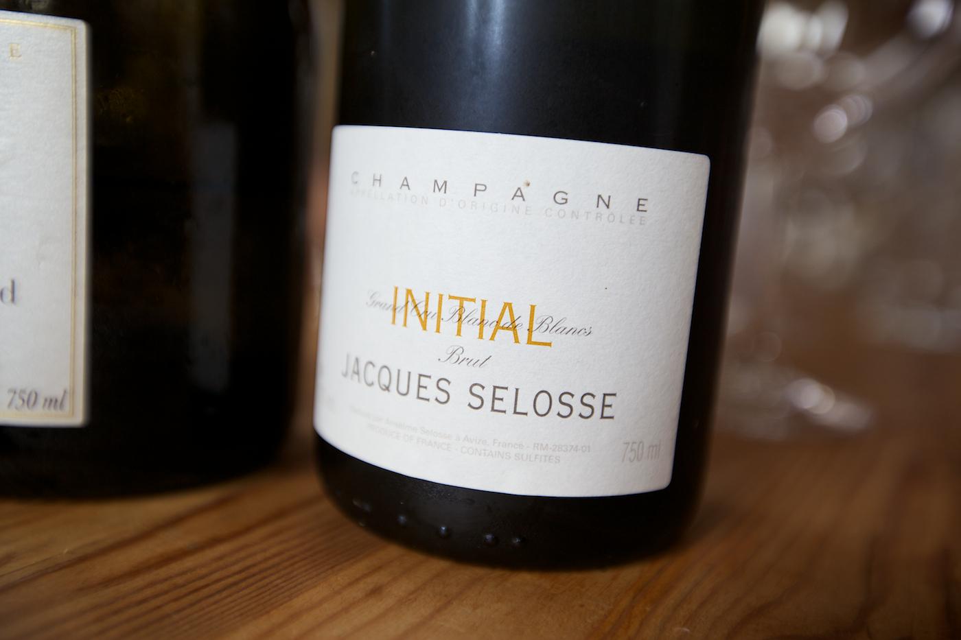 Wijn en spijs combineren: mousserende wijnen