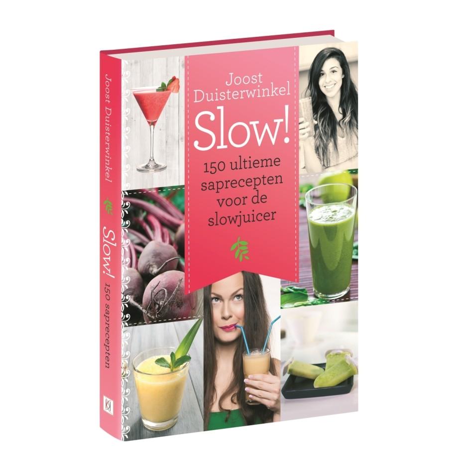 Slowjuicer receptenboek