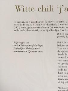 Wijntip Alain Passard