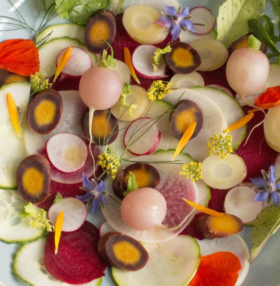 """Een lunch volgens Alain Passard – de """"groentegod"""""""