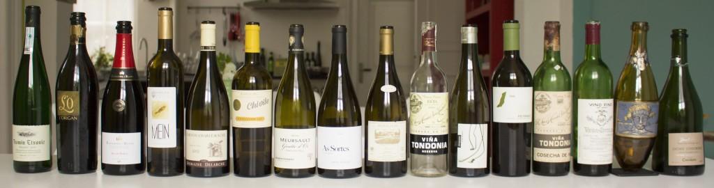 Berasategui line-up wijnen