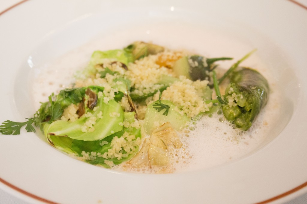 14 Couscous met groenten