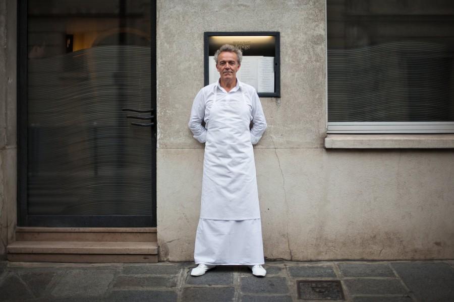 Lunch bij restaurant Arpège – Alain Passard
